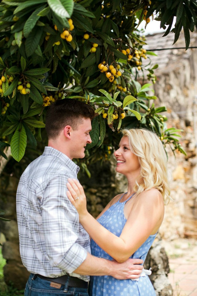 Cathy and Eric Engagement San Juan Mission San Antonio Texas print 39