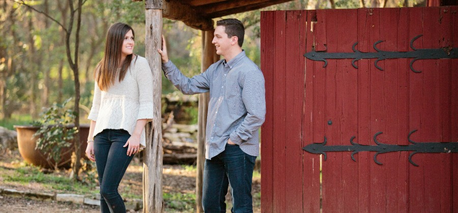 ZILKER & MAYFIELD ENGAGEMENT